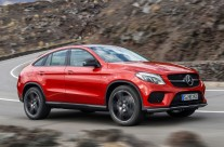 Mercedes – Benz GLE Coupe'