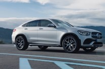MERCEDES GLC COUPE'